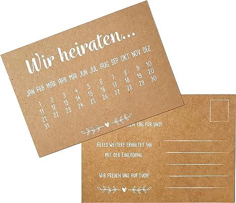 Partycards Hochzeitseinladungen
