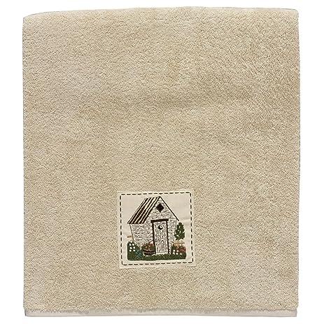 Outhouse bathroom decor for sale outhouse bath towels for Bathroom decor for sale