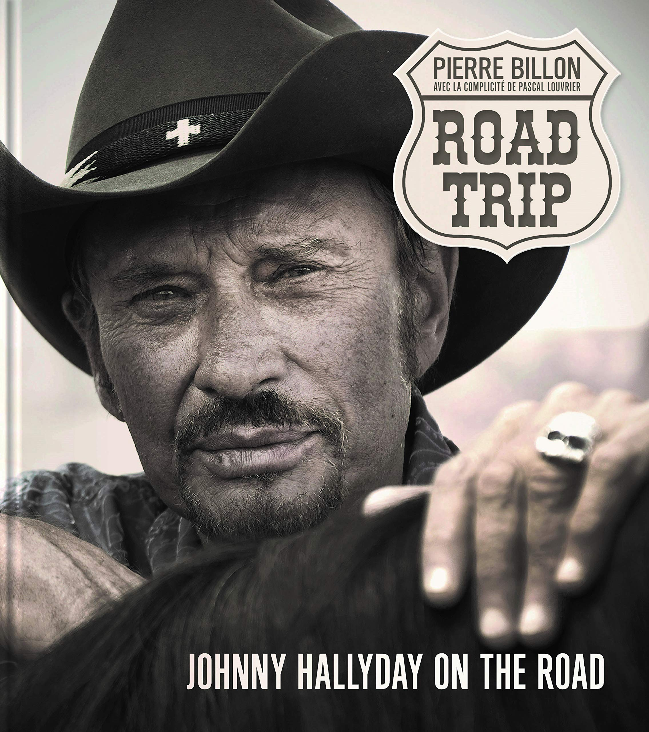 Road Trip Johnny Hallyday On The Road Amazon Fr Pierre