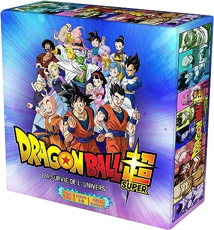 Topi Games- Dragonball Super Jeux de Société, DBS-639001, Multicouleur: Amazon.es: Juguetes y juegos