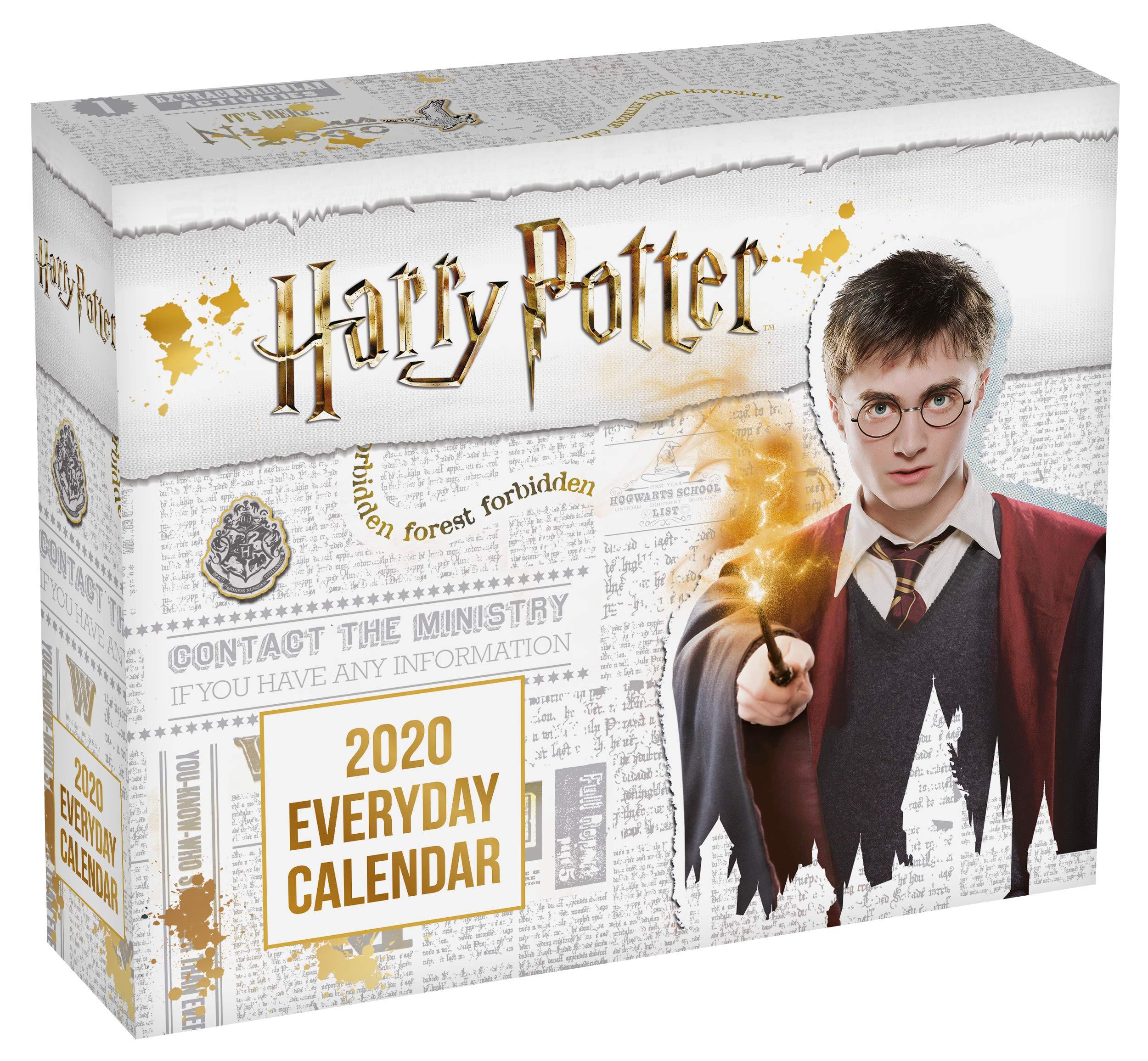 ERIK Harry Potter Jahresplaner 2021 11,4 x 16 cm