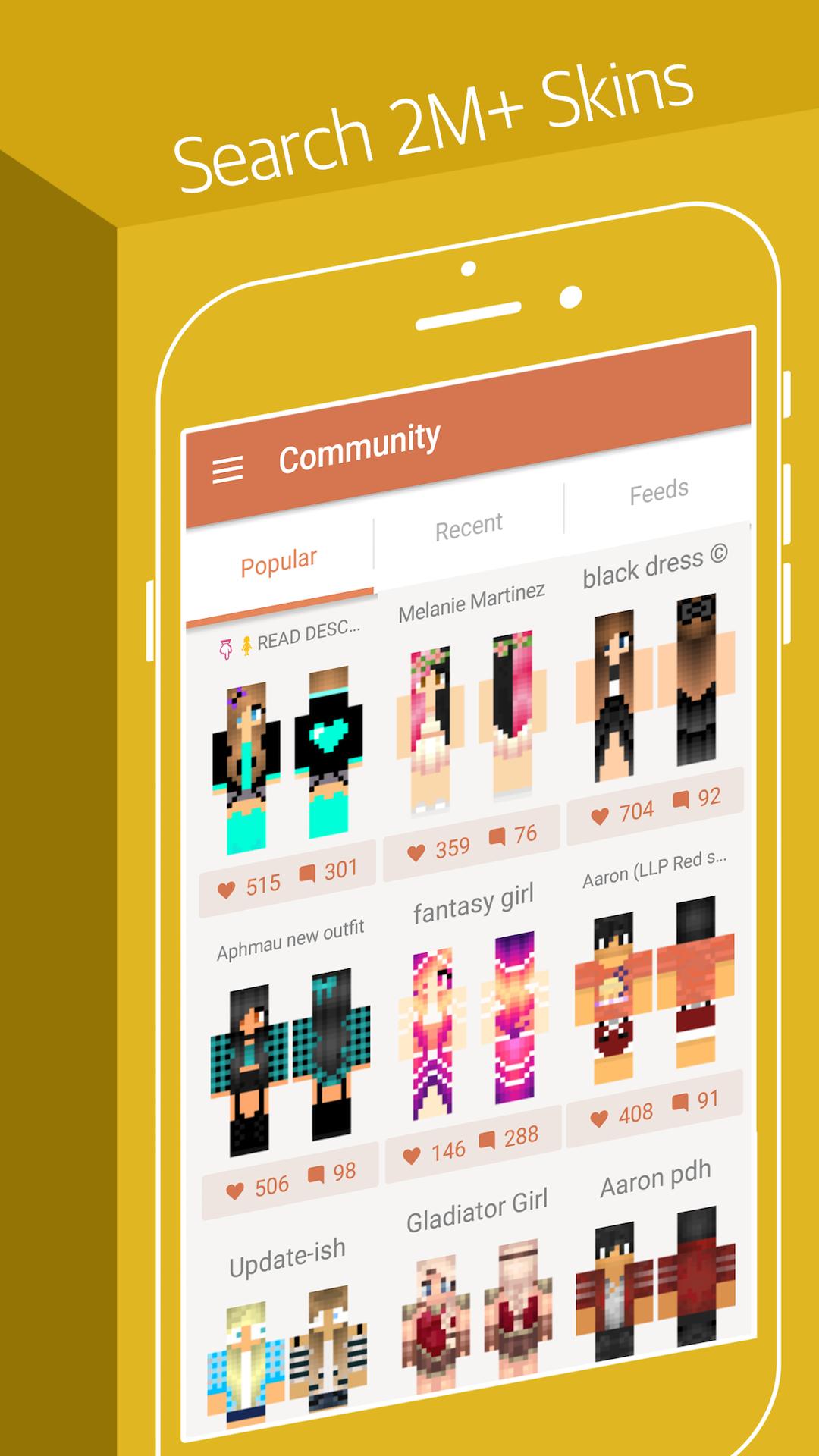 Amazon.com: Skinseed - Skin Creator & Skins Editor for ...