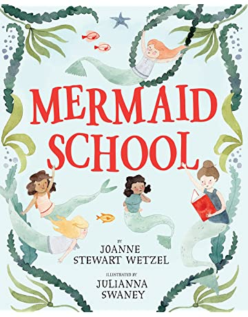 Mermaid School: Joanne Stewart Wetzel, Julianna Swaney