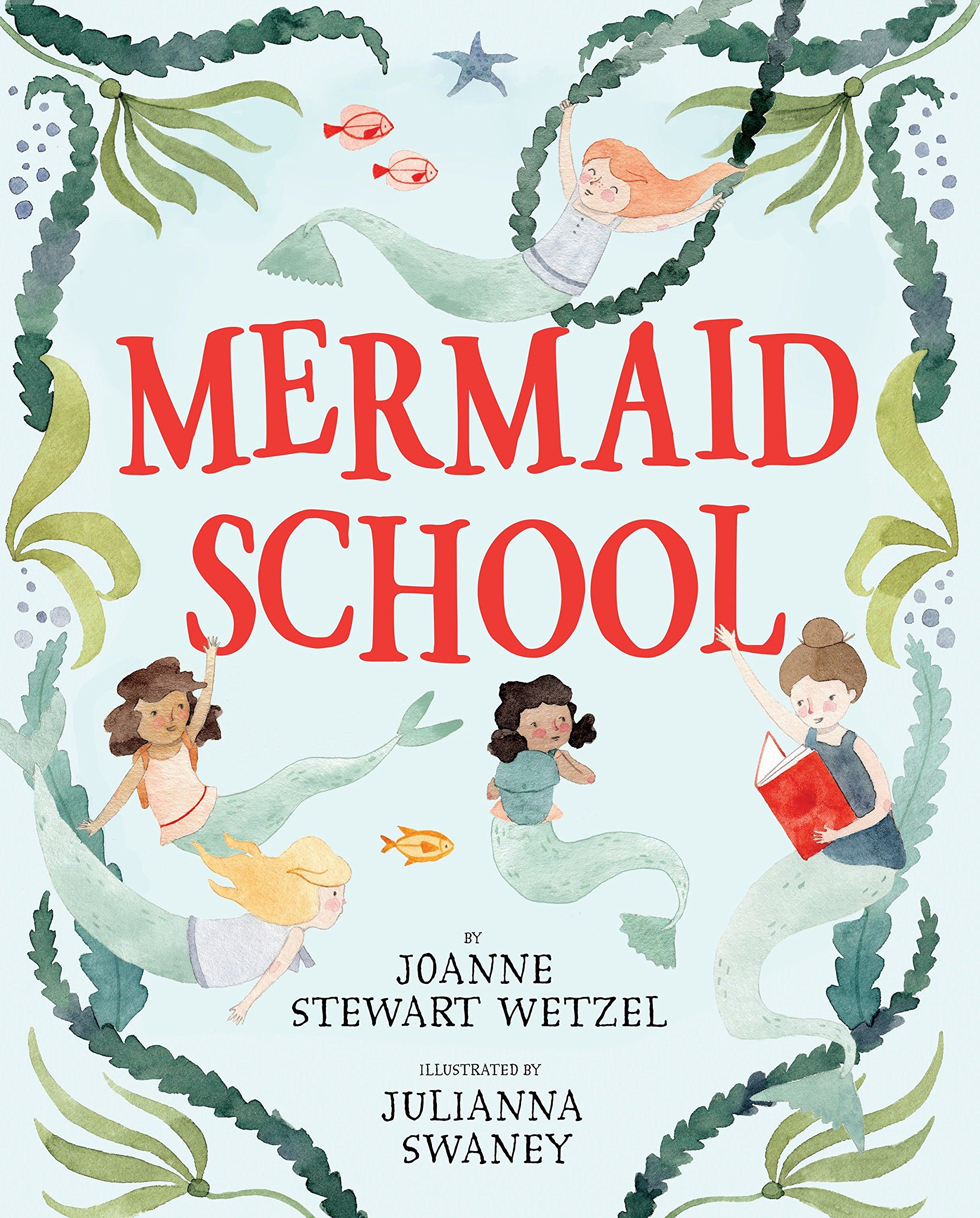 Mermaid School by Knopf Books for Young Readers (Image #1)