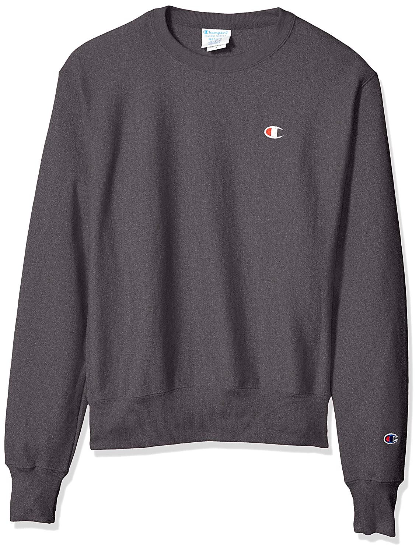 Granite Heather Small Champion Life Men's Reverse Weave Sweatshirt