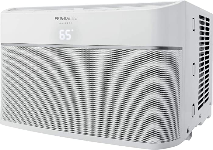 FRIGIDAIRE Energy Star 6,000 BTU 115V Cool Connect Smart Window Air Conditioner with Wi-Fi Control, White