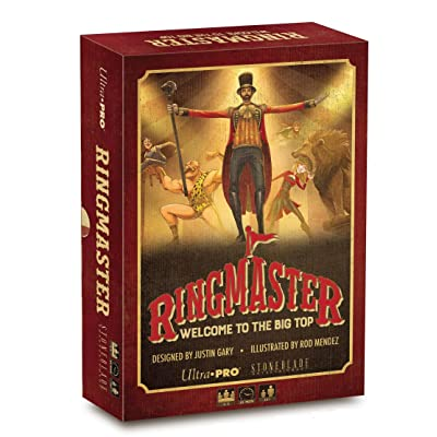 Ringmaster: Welcome to The Big Top: Toys & Games