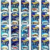 Hot Wheels Hotwheels 3Pc Car(Assorted)-Multi