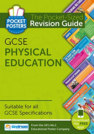 GCSE PE - Pocket Posters: The Pocket-Sized Revision Guide ...