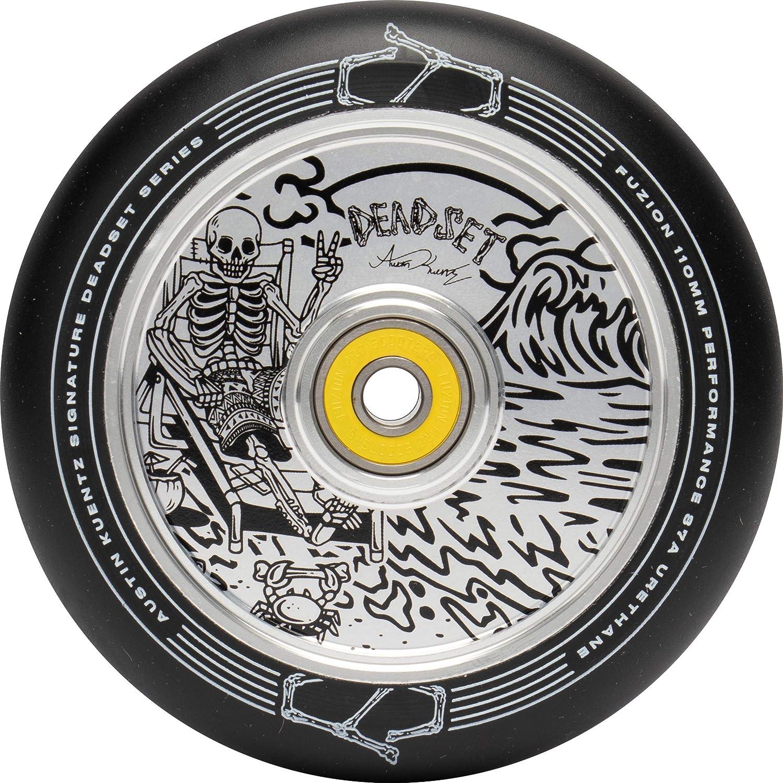 Fuzion Pro - Ruedas para Patinete (110 mm, núcleo Hueco, con ...