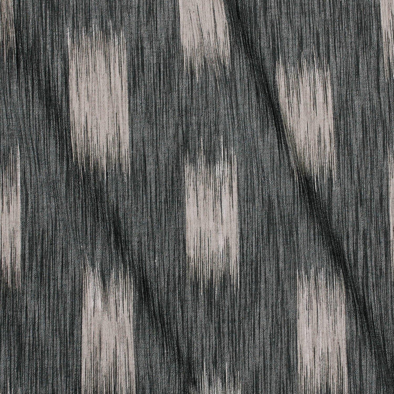 NBK先染め生地 「抜染」 110cm巾×10m切売カット チャコールグレー NY13159-D-10M 110cm巾×10m切売カット チャコールグレー D B07D3GYHXJ