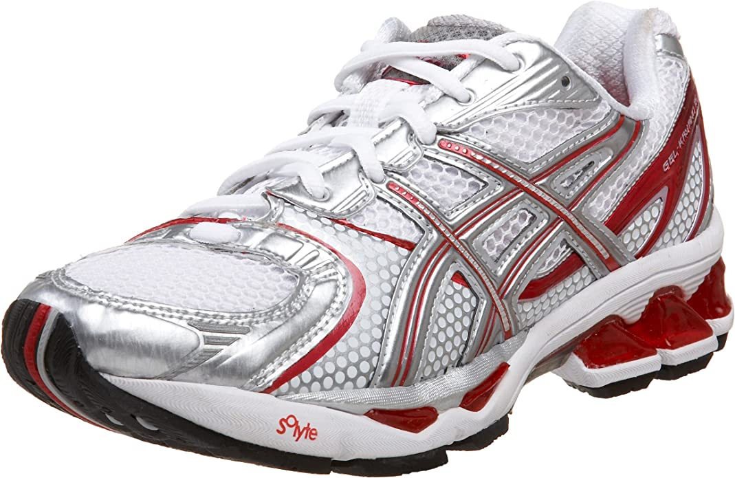 sics Gel Kayano Evo Youngster Girls Sneakers Classic Shoes Laces FastenedA