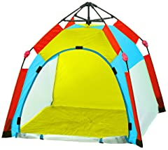 Pacific Play Tents Kids One Touch Lil' Nursery Tent Review