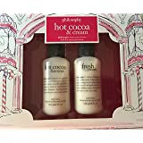 Philosophy Hot Cocoa & Cream Body Lotion Set