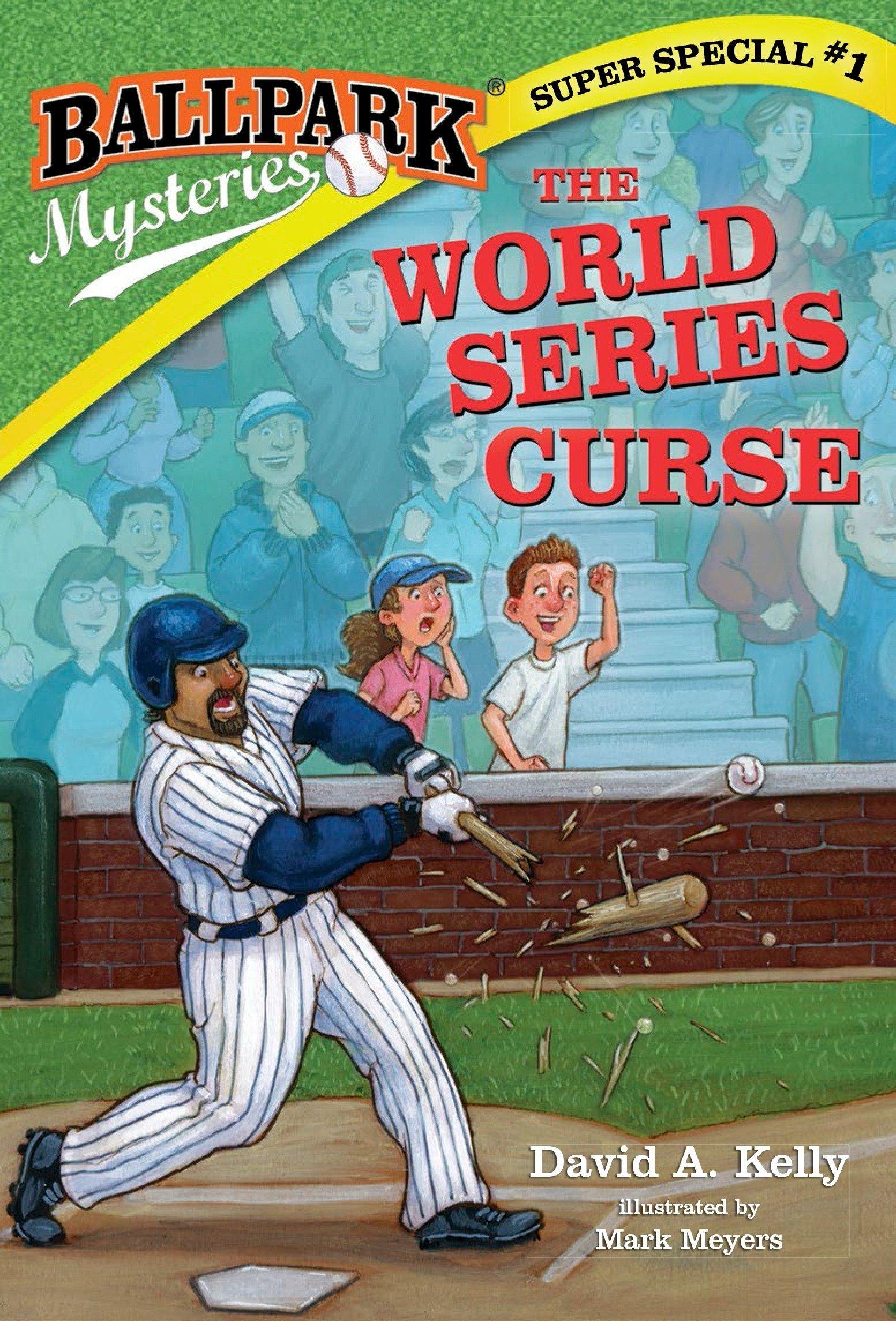 Ballpark Mysteries Super Special #1: The World Series Curse: David A ...