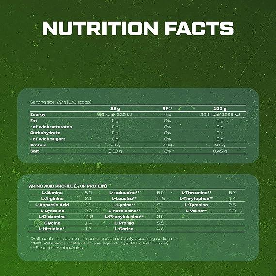 Scitec Nutrition Zero Isogreat, zero sugar/zero fat, aislado de proteína de suero, 900 g, Vainilla