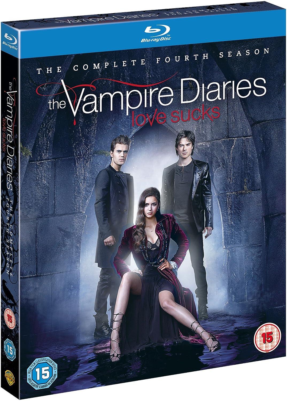 Amazon com: The Vampire Diaries: The Complete Fourth Season