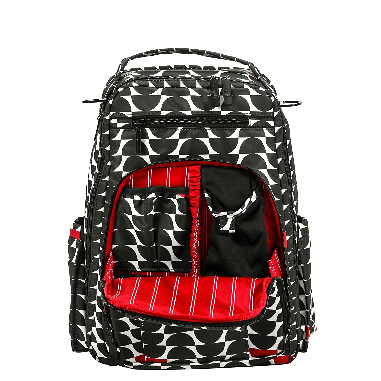 46c1cb5eda12 Amazon.com   Ju-Ju-Be Onyx Collection Be Right Back Backpack Diaper ...