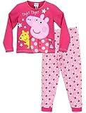 Peppa Pig Girls Peppa Pig Pyjamas Night Night Peppa Ages 18 Months to 7 Years