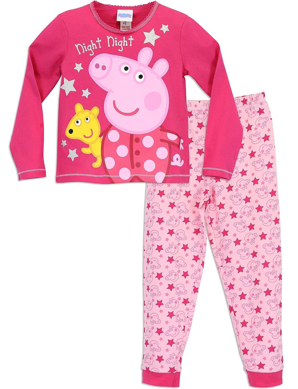 peppa pig girls peppa pig pyjamas night night peppa ages 18 months