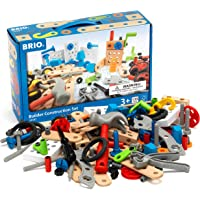 135-Pieces BRIO Builder Construction Set Building Kit