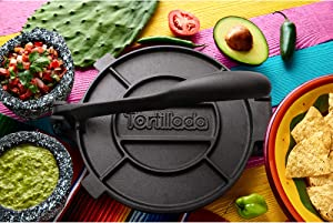 Tortillada-Premium-Cast-Iron-Tortilla-Maker