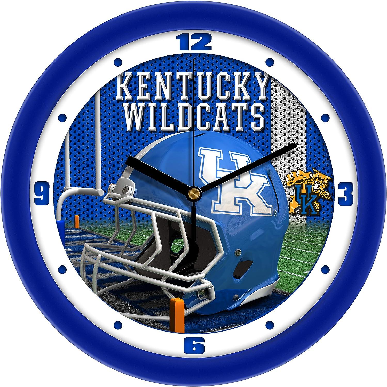 SunTime Kentucky Wildcats - Football Helmet Wall Clock