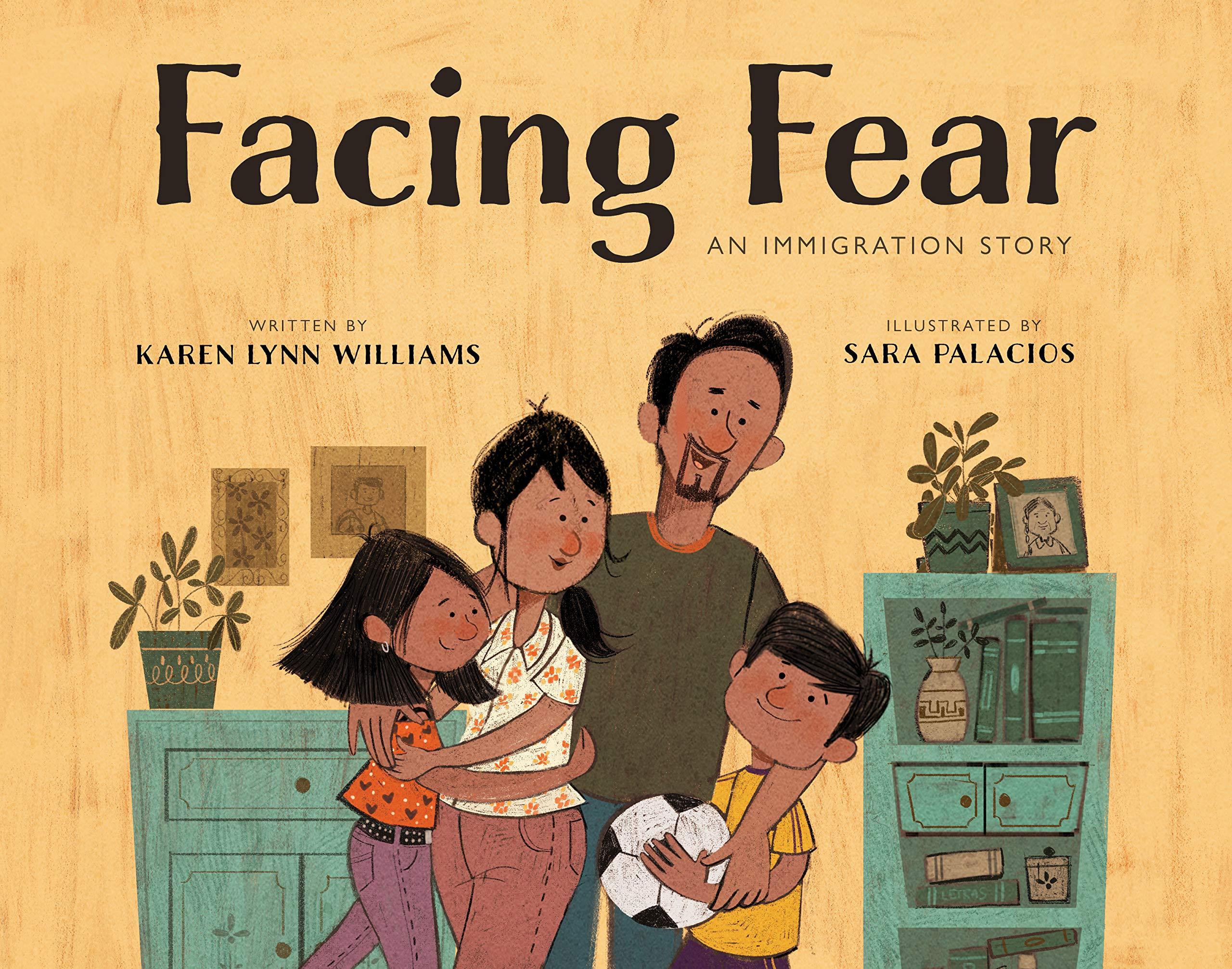 Facing Fear: Williams, Karen Lynn, Palacios, Sara: 9780802854902:  Amazon.com: Books