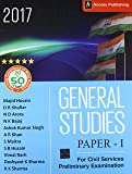 General Studies - Paper I for Civil Services Preliminary Examination 2017