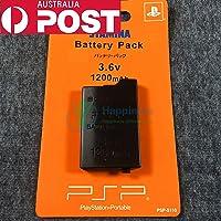 New Rechargable Battery Pack for Sony PSP2000 & 3000 3.6V 1200mAh