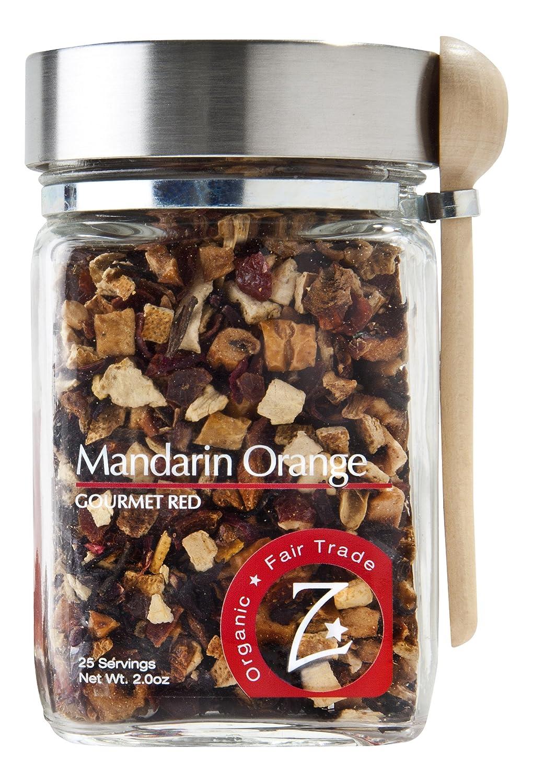 Amazon.com : Zhena\'s Gypsy Tea Herbal Tea, Mandarin Orange, 2.0 ...
