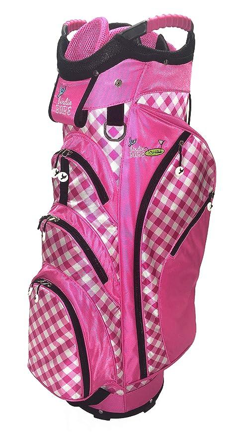 Amazon.com: Birdie Babe - Bolsa de golf para mujer, diseño ...