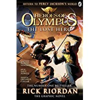 The Lost Hero: The Graphic Novel (Heroes of Olympus Book 1)