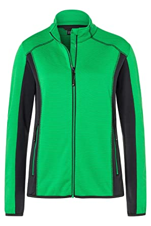 James /& Nicholson Ladies Fleece Jacket Chaqueta para Mujer
