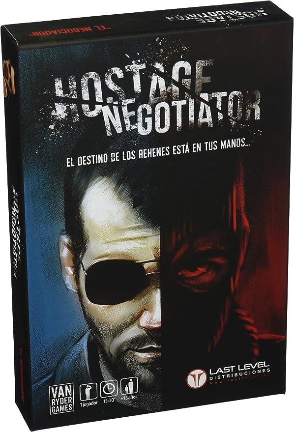 Van Ryder Games- Hostage Negotiator - EL NEGOCIADOR (Castellano) (1)