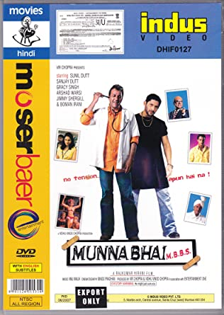 Munnabhai MBBS Hindi Movie Hd Free Download