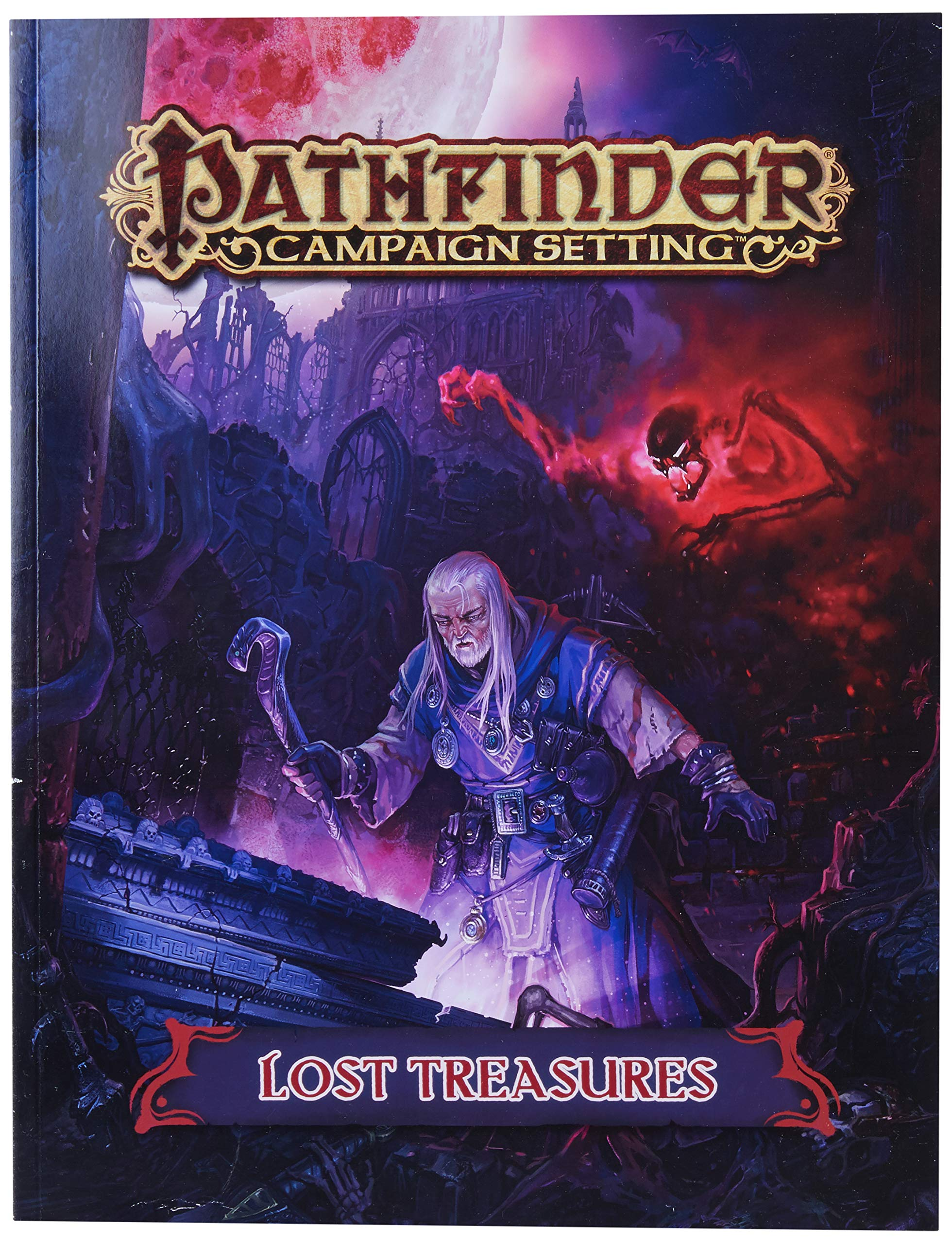 Pathfinder Campaign Setting: Lost Treasures: Judy Bauer