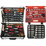 Famex 720-21 Mechaniker Werkzeugkoffer mit Top-Werkzeugbestückung