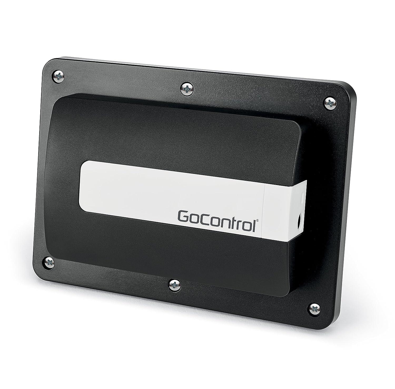 Black 2gig GD00Z-5 Z-Wave Garage Opener Door Contact Sensor