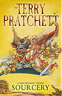 sourcery discworld novel 5 discworld series - The Color Of Magic Book