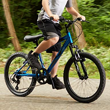 Huffy Hardtail Mountain Bike Summit Ridge Renewed