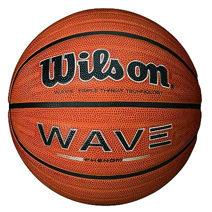 Amazon.com   Wilson Wave Phenom Basketball   Wave Basketball ... abd6ab155f907