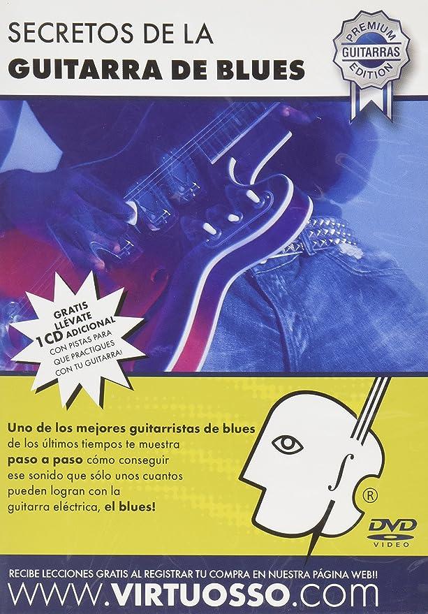 Amazon.com: Virtuosso Blues Guitar Method (Curso De Guitarra De ...
