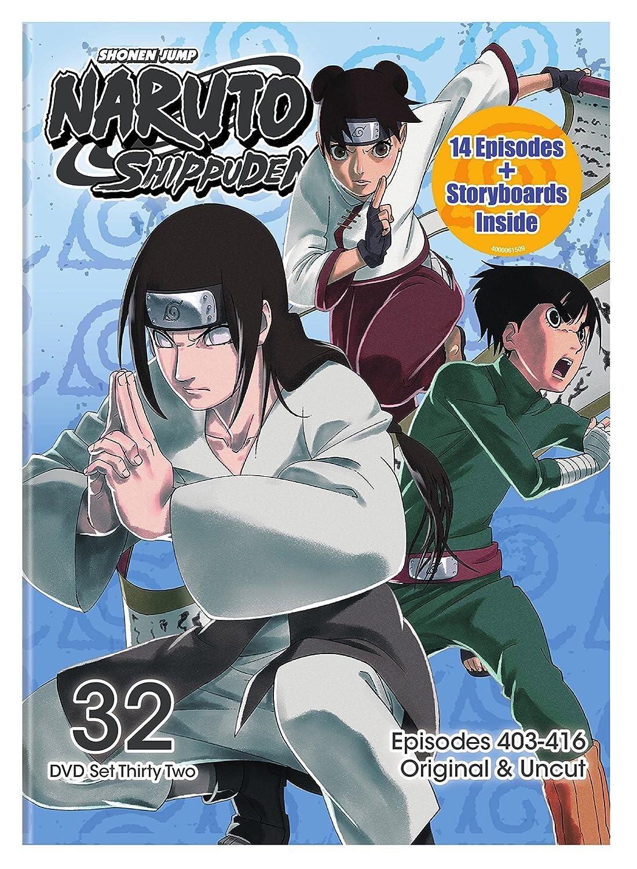 Amazon com: Naruto Shippuden Uncut Set 32: Various: Movies & TV