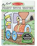 Melissa & Doug My First Paint with Water - 4 Styles to Choose From