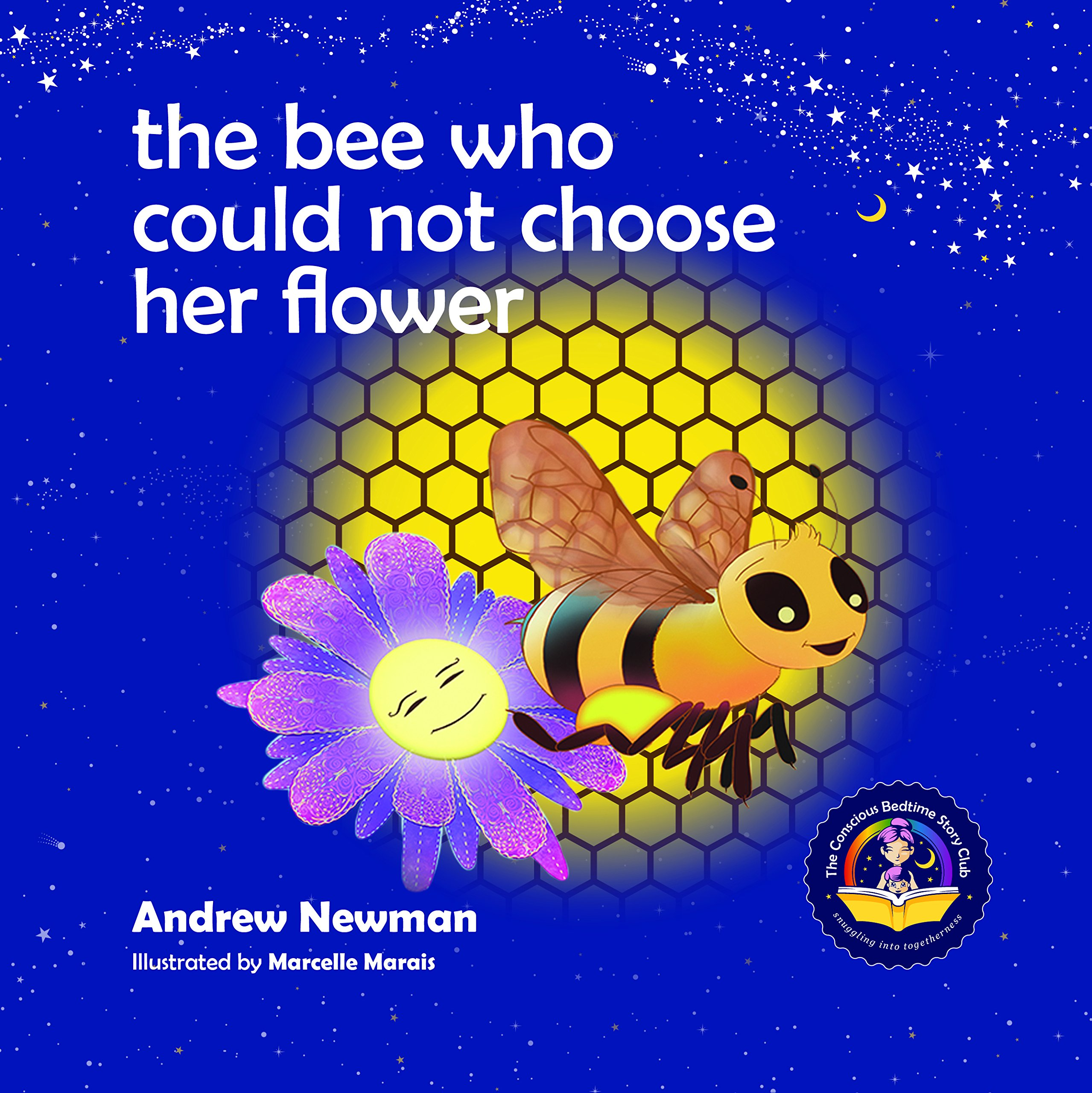 Bee Who Could Not Choose Her Flower pdf epub