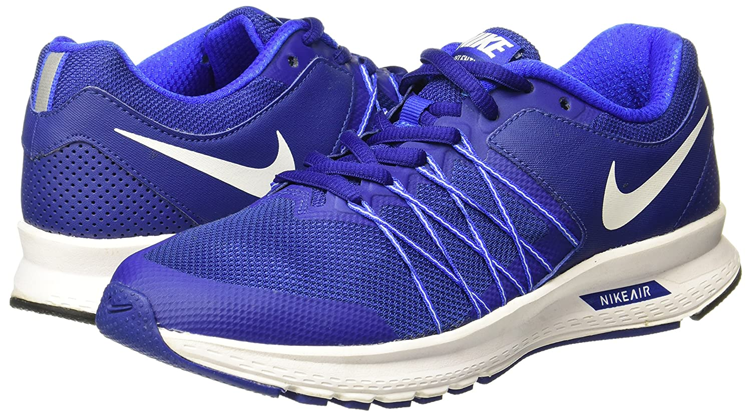 a5e5aee80e511 Nike Men s Air Relentless 6 MSL Running Shoes  Buy Online at Low Prices in  India - Amazon.in