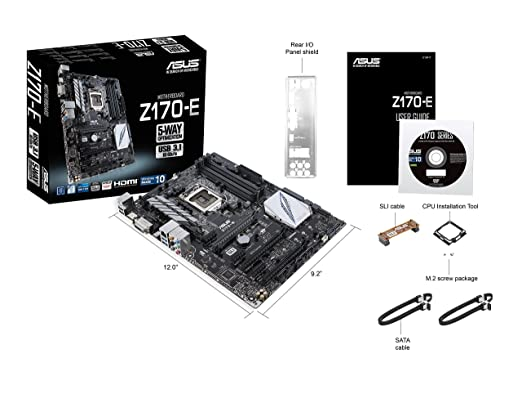 ASUS Z170-E DRIVER FOR WINDOWS 7