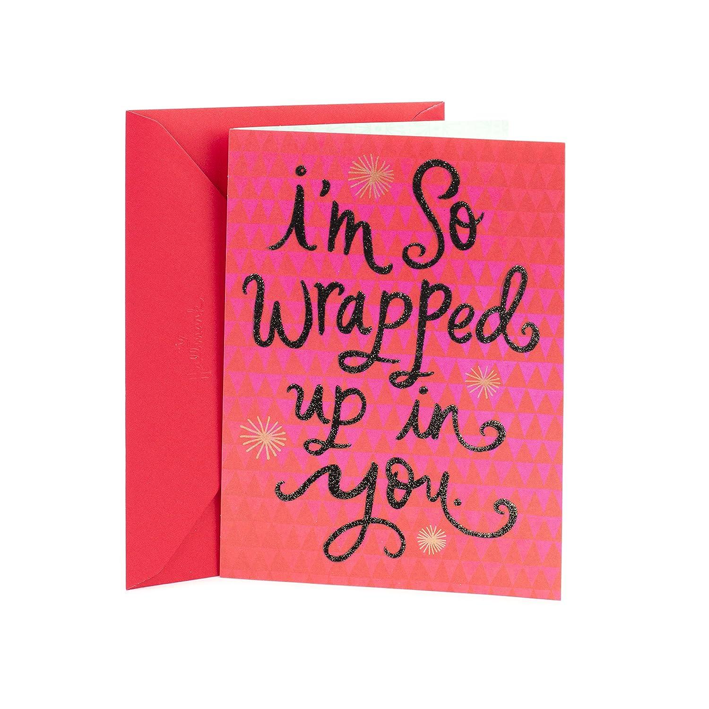 Amazon.com : Hallmark Funny Romantic Christmas Card for Husband ...