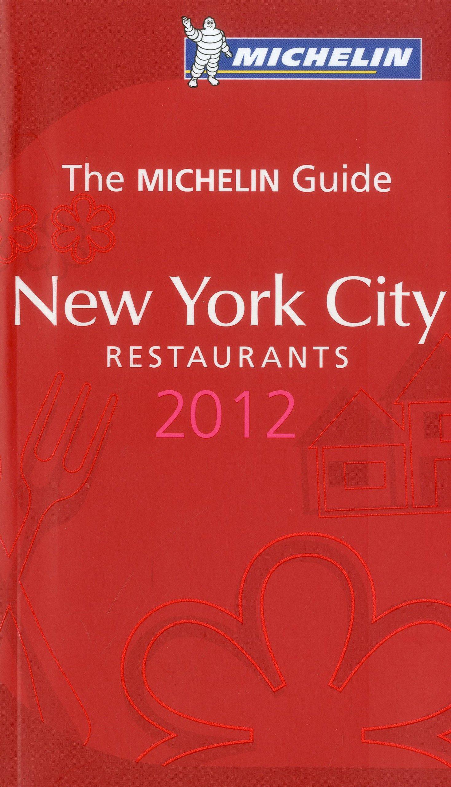 Risultati immagini per guide michelin new york city 2012 amazon